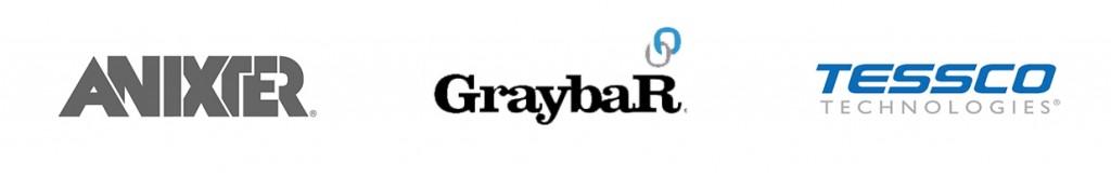 Anixter Graybar Tessco banner