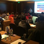 beijing presentation classroom setting