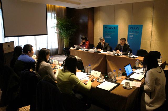 beijing press briefing