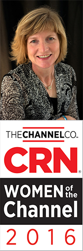 toni with CRN WotC logo