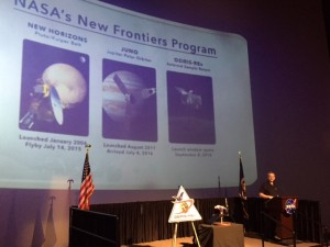NASA's New Frontiers Program