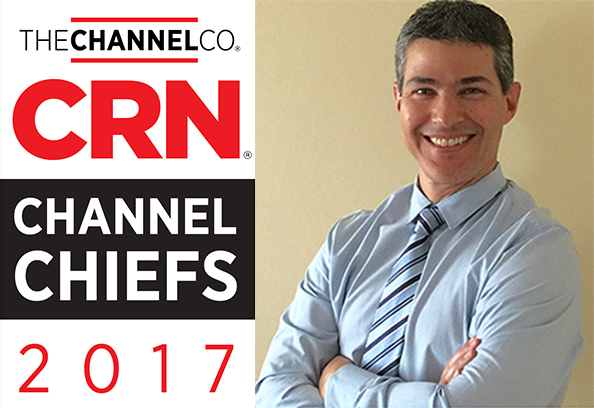 Sergio and CRN Channel Chiefs Graphic horizontal