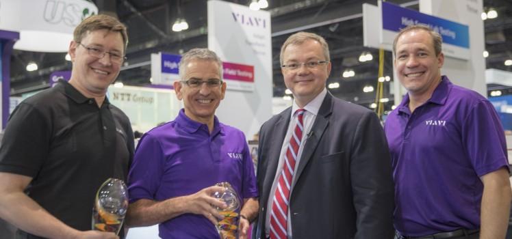 Viavi wins Lightwave Awards