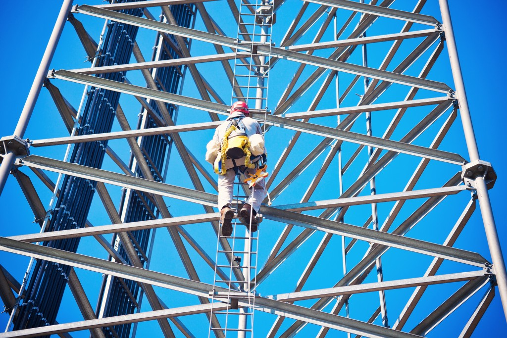 tower climber image