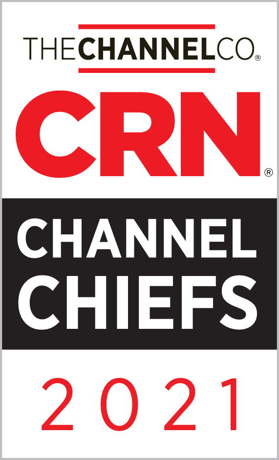 Barry Johnson named a CRN Channel Chief for 2021